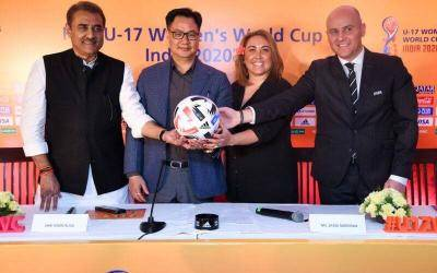 Match schedule, host cities, official slogan announced for FIFA U-17 Women's World Cup India 2020