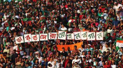 Mohun Bagan declared champion as I-League season called off. AIFF also opted for no relegation to second division.