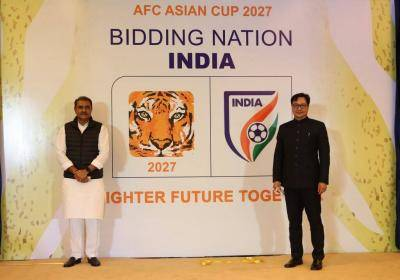 India unveils vision for an AFC Asian Cup 2027 that takes football to new heights