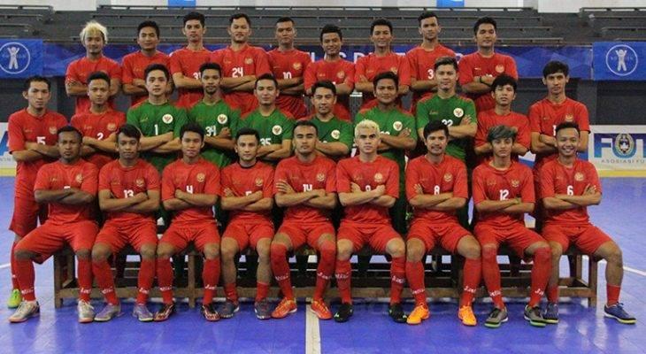 Ini Jadwal Piala AFF Futsal 2017 Thailand