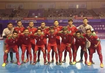 Timnas Futsal Panggil 17 Pemain untuk Piala AFF