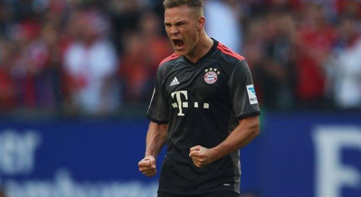 Kilau Joshua Kimmich di Bayern Muenchen