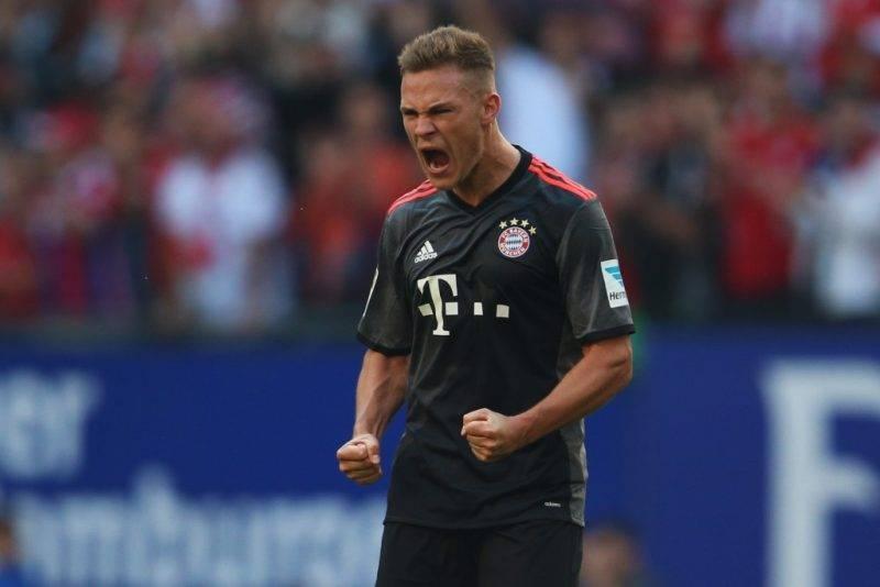 Joshua Kimmih yang mulai mendapat tempat di Bayern Munich.