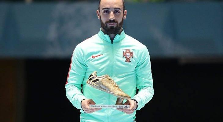 Daftar Peraih Penghargaan Individu Piala Dunia Futsal 2016