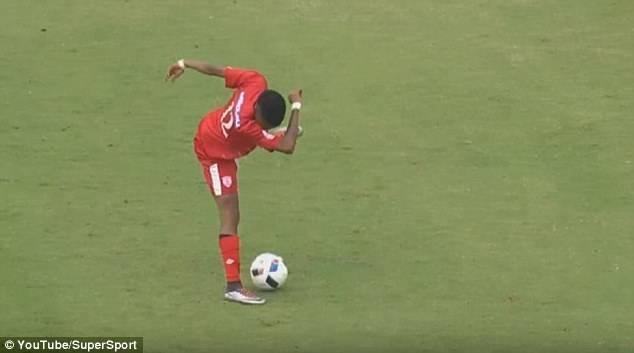 Dab Merambah Liga Primer Afrika Selatan
