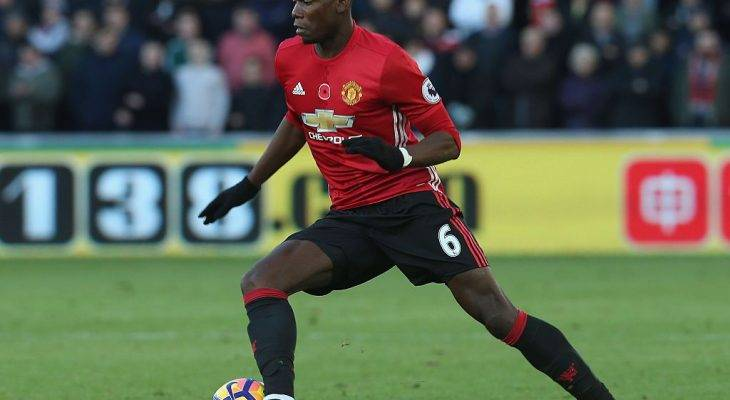 Nilai Tambah Paul Pogba bagi Manchester United