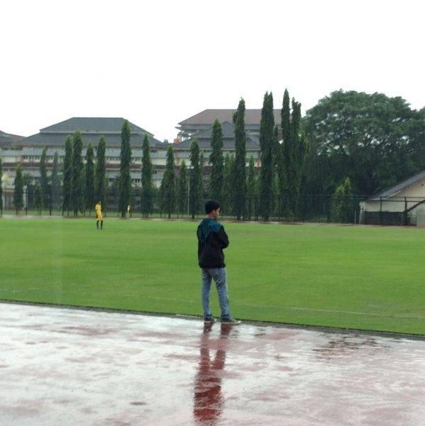 Qo'id Naufal Aziz, [elatih FC UNY.