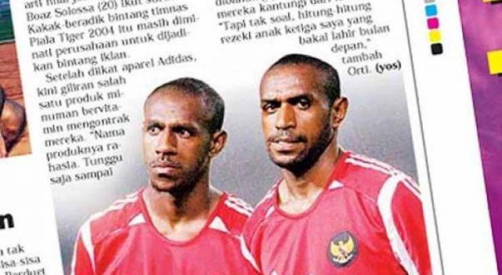 Mereka yang Bersaudara di Kancah Sepak Bola Indonesia