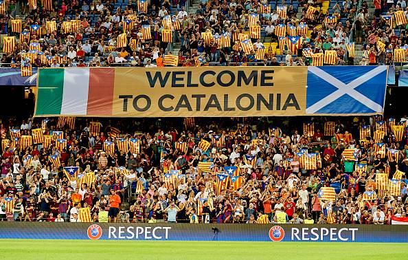 Jika Catalunya Punya Liga Sendiri, Begini Gambarannya…