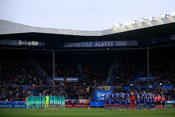 Alaves Barcelona Copa del Rey 2017