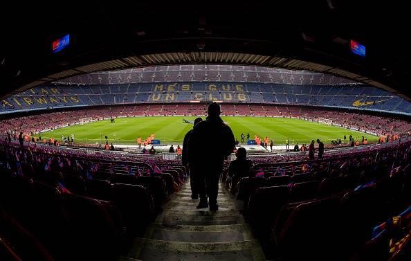Cerita dan Tips Menonton Barcelona di Ajang Copa del Rey