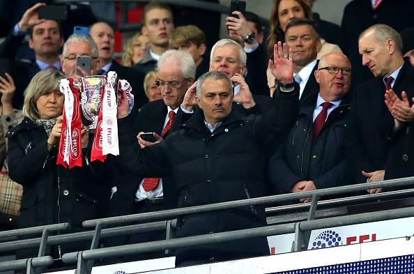 Romansa Jose Mourinho dan Piala Liga