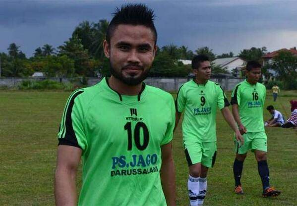 Akli Fairuz, mantan pemain Persiraja Banda Aceh.