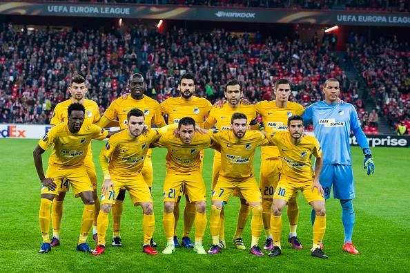 Apoel Nicosia: Mengenalkan Siprus ke Dunia dengan Sepak Bola