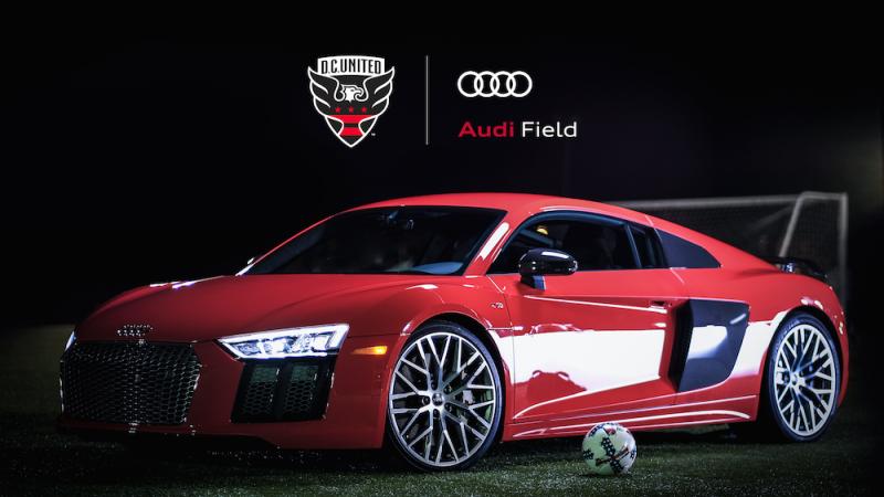 Audi Field, kandang baru DC United.