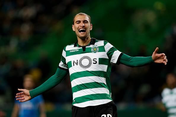 Bas Dost: Singa Baru Sporting Lisbon