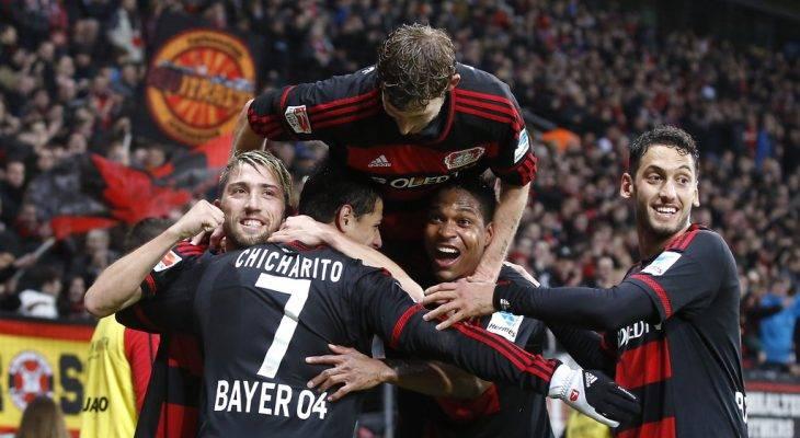 Derita Beruntun Bayer Leverkusen