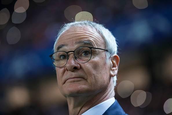 Tuhan bersama Claudio Ranieri