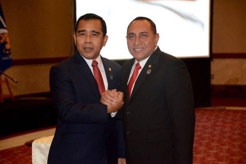 Sepak bola Indonesia menyongsong era baru di bawah pimpinan Letjen TNI Edy Rahmayadi.