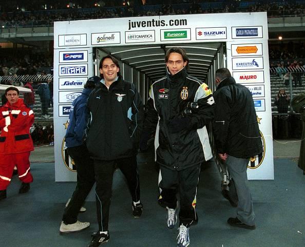 Filippo dan Simone Inzaghi