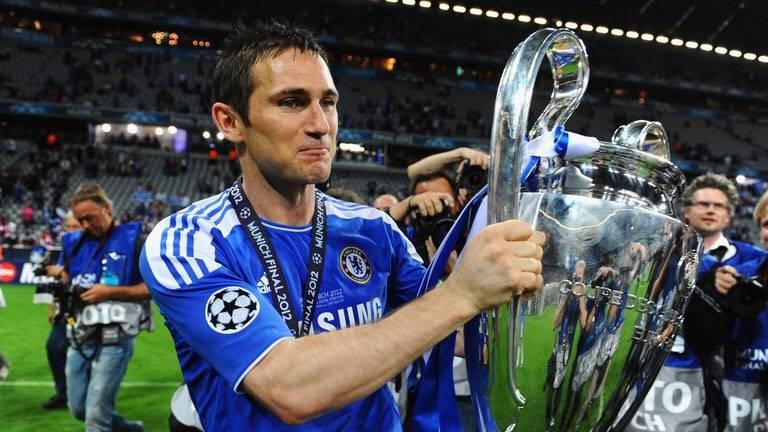 Frank Lampard memiliki etos kerja dan profesionalitas yang terlihat sempurna.