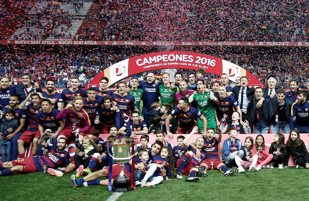 Mengenal Copa del Rey (Piala Raja Spanyol) | Football ...