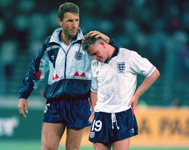 Di Piala Dunia 1990-lah Inggris terakhir kali mampu berbicara banyak.