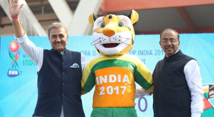 Kheleo: Maskot Piala Dunia U-17 2017