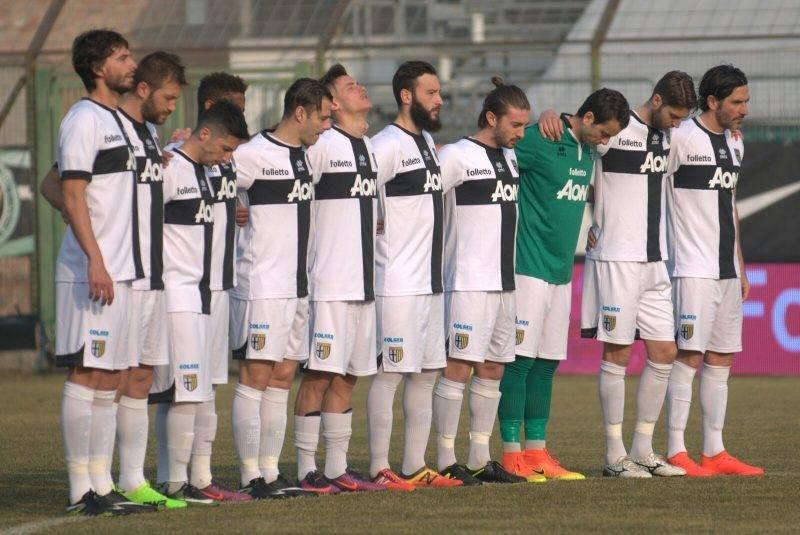 AC Parma yang kini sedang berjuang kembali ke Serie A