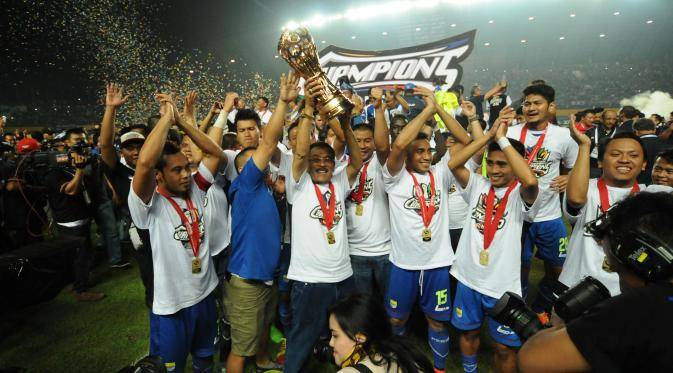 Romansa Tim Kuda Hitam di Liga Indonesia