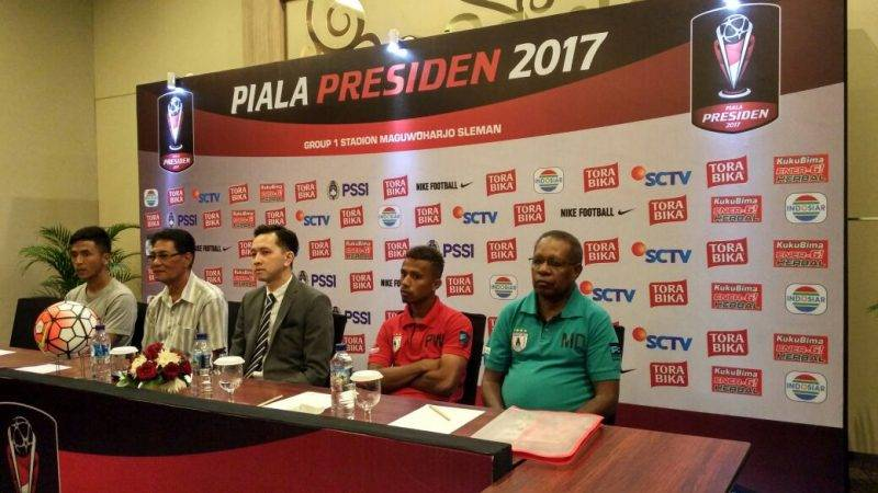 Siapa yang akan keluar sebagai juara Piala Presiden 2017?