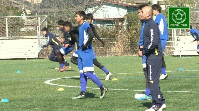 VIDEO: Latihan Perdana Chan Vathanaka di Jepang
