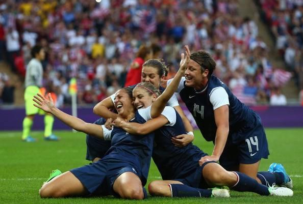 Wanita Sepak Bola