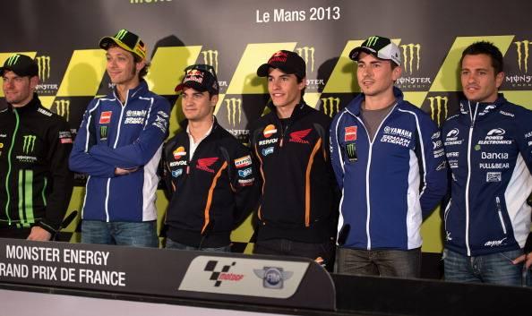 Pembalap Moto GP dan Klub Sepak Bola Favoritnya