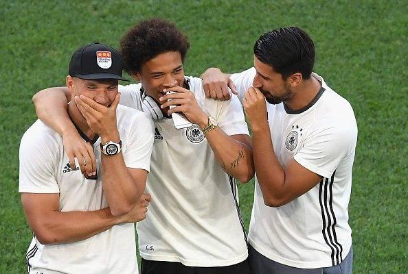 Para Perantau di Skuat Tim Nasional Jerman