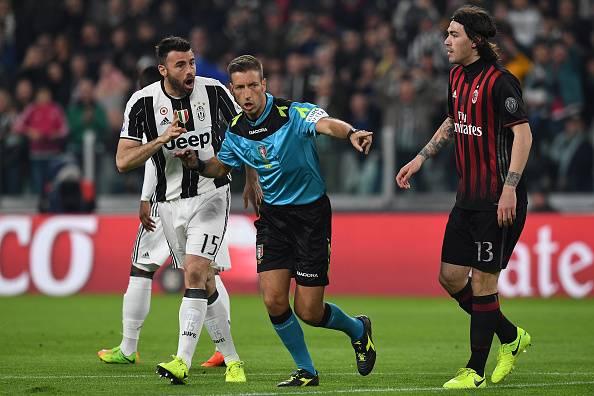 Penalti Juventus Serie A