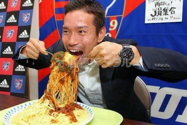 Rahasia Makanan Para Pesepak Bola