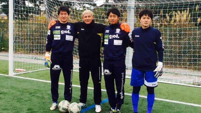 Mengenal Sidmar, Kiper 54 Tahun dari Fujieda MYFC