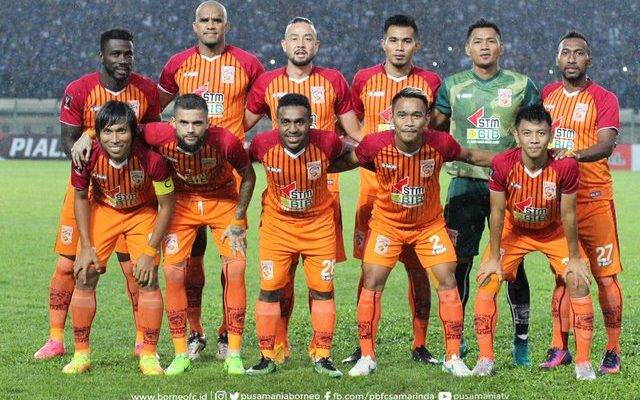 Pusamania Borneo FC II: Tim Pelapis yang Siap Mencetak Sejarah Manis