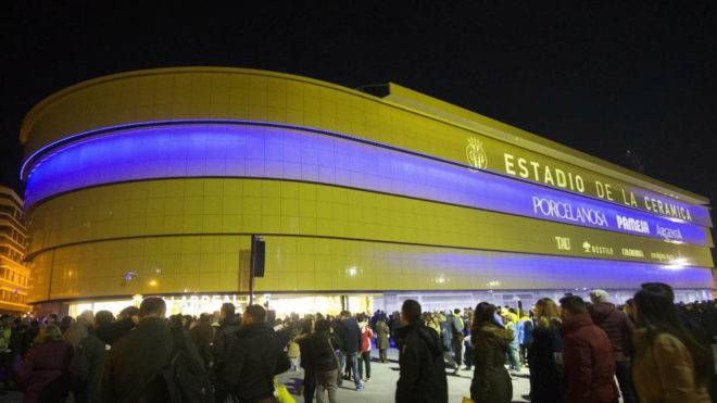 Estadio de La Ceramica