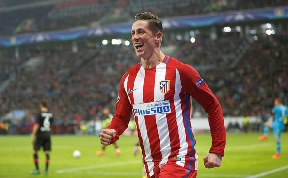 Fernando Torres Liga Spanyol