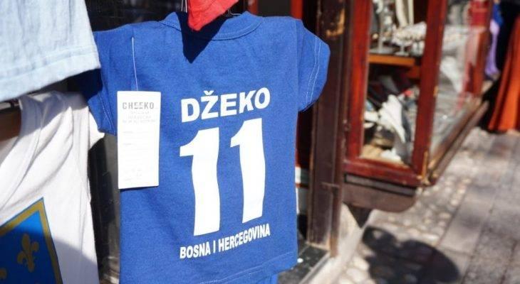 Cerita Kehangatan Sepak Bola dari Sarajevo