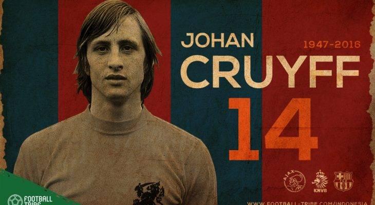 Memori Keabadian Johan Cruyff