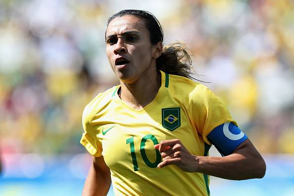 7 Legenda Sepak Bola Wanita