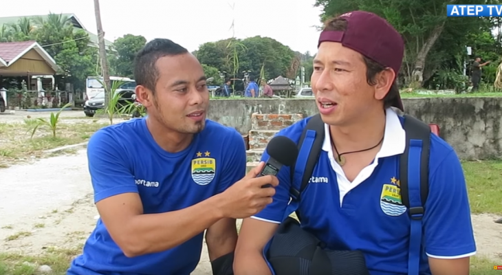 Atep TV: Terobosan Second Screen di Sepak Bola Indonesia