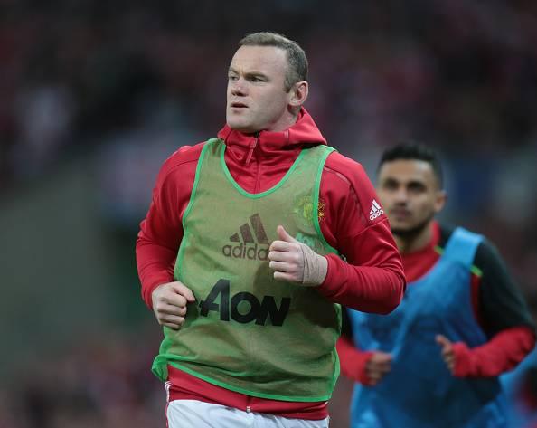 Wayne Rooney Kapten TIm