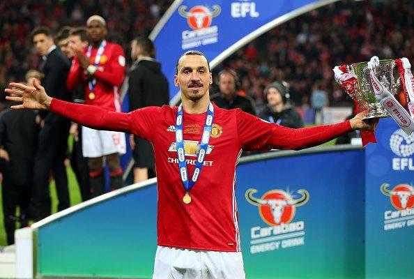 Zlatan Ibrahimovic Bukan Eric Cantona yang Baru bagi Manchester United