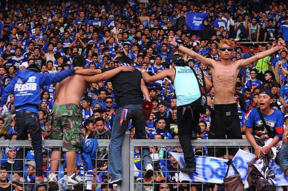 Dokumentasi Football Fans Asia: A Story of Bobotoh