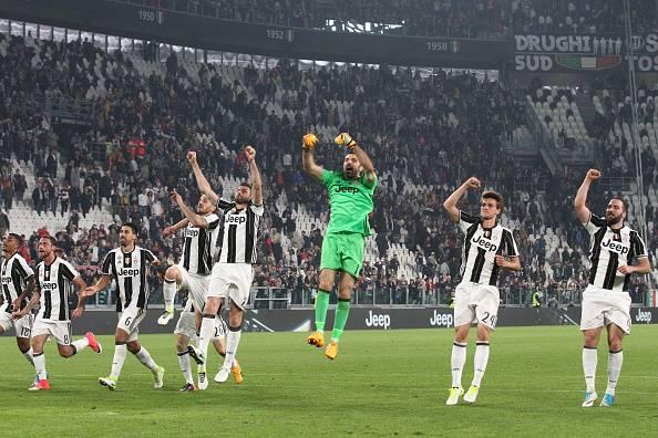 Angkernya Kandang Juventus