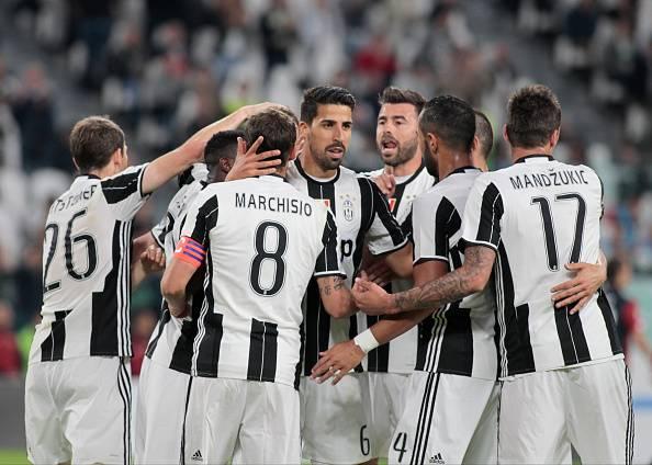 Juventus eropa